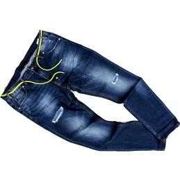 tg 54 58 e 68 jeans maxfort taglie forti uomo stretch sabbiato