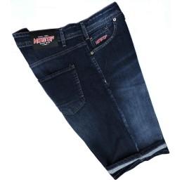 tg 56 e 58 bermuda non stop taglie forti uomo jeans elastico
