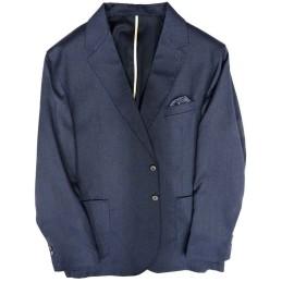 da 3xl a 7xl giacca maxfort taglie forti 4xl 5xl 6xl uomo due bottoni autunno inverno